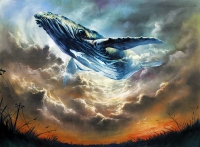 Whale no2 - zazac namoo