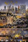 Mokotow bei Nacht_02 - Tytus Brzozowski