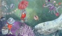 Zirkus im Meer - Andrea Demény