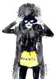 Chanel bag - Agnieszka Nawrat