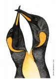 Penguins - Dance - Justyna Brzozowska