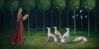 Windhunde - Malwina de Brade