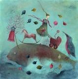 Na wyspie szczęśliwości - Anna Wojciechowska-Paprocka