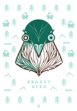 Bearded bird - Dorota  Kraft