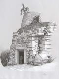 Ruiny zamku w Lanckoronie - JAGA Karkoszka