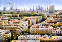 Pulawska street - Tytus Brzozowski