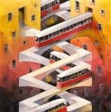 Mysterious trams - Tytus Brzozowski