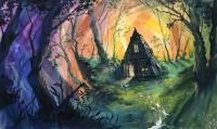 Deep forest #2 - zazac namoo