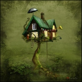 Ginger Bread Tree - Matylda Konecka