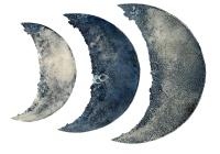 Moon phases - Anna Brzeska