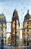 The dream of Warsaw's corner. - Tytus Brzozowski