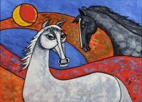 Konie 1 - LILI FIJAŁKOWSKA
