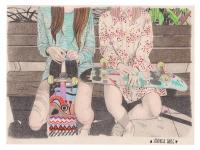 Skaters II  - Andrea Vare