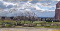 The Wawel Magnolias - Laura La Wasilewska