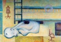 W poszukiwaniu tożsamości. Przebudzenie-Żółty - Angelika Galus