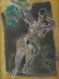 Nude gray II - Lidia Snitko-Pleszko