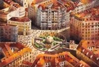 Unia Lubelska Square - Tytus Brzozowski