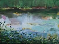 Pond - Weronika Marszelewska