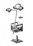 Der Regen. - Katarzyna Breczko