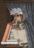 Librarian, Giuseppe Arcimboldo