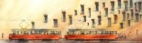 Straßenbahn. - Tytus Brzozowski