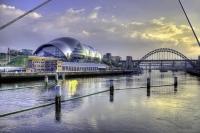 Sage Gateshead designed by Norman Foster - Wojtek Gurak