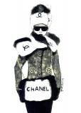 Torba Chanel b&w - Agnieszka Nawrat