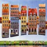 Floating tenements - Tytus Brzozowski