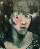 Portrait of a dancer - Joanna Rusinek