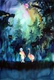 Deep forest #3 - zazac namoo
