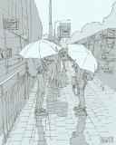 Deszcz - Zosia Jemioło