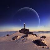 When the Earth is Far Away - Michał Karcz