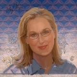 Portrait Meryl Streep  - Laura La Wasilewska