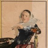 Portret Judith Leyster - Laura La Wasilewska