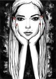 Face in hands - Agnieszka Nawrat