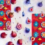 Figs and Grenades - Iryna Benderovska