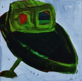 Mała zielona  - Anna Kordowicz-Markuszewska