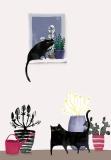 Katzen - Anna Rudak