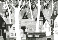 Weiße Bäume - Joanna Nykiel