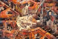 Zbawiciela Square - Tytus Brzozowski