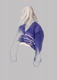 Street Fashion - Stripes - Agata Wierzbicka