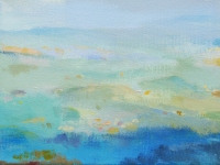 Green horizon - Weronika Marszelewska