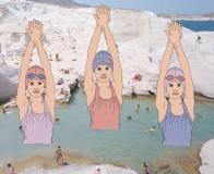 Pływaczki - Julia Borzucka