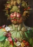 Rudolf II Habsburg, Giuseppe Arcimboldo