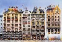 Tenement houses - Tytus Brzozowski