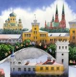 Warschau Triptychon 03 - Tytus Brzozowski
