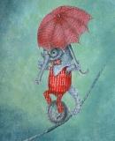 Das Seepferdchen - Andrea Demény