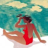 Bez tytułu (Upalne lato) - Katarzyna Bogdańska