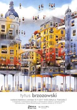 Wystawa prac Tytusa Brzozowskiego już 10 listopada