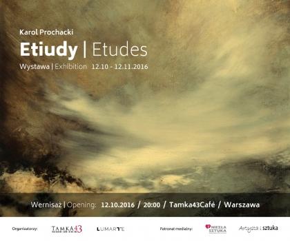 Etudes. Karol Prochacki's art exhibition